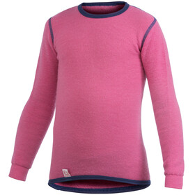 Woolpower 200 Crewneck Kids sea star rose